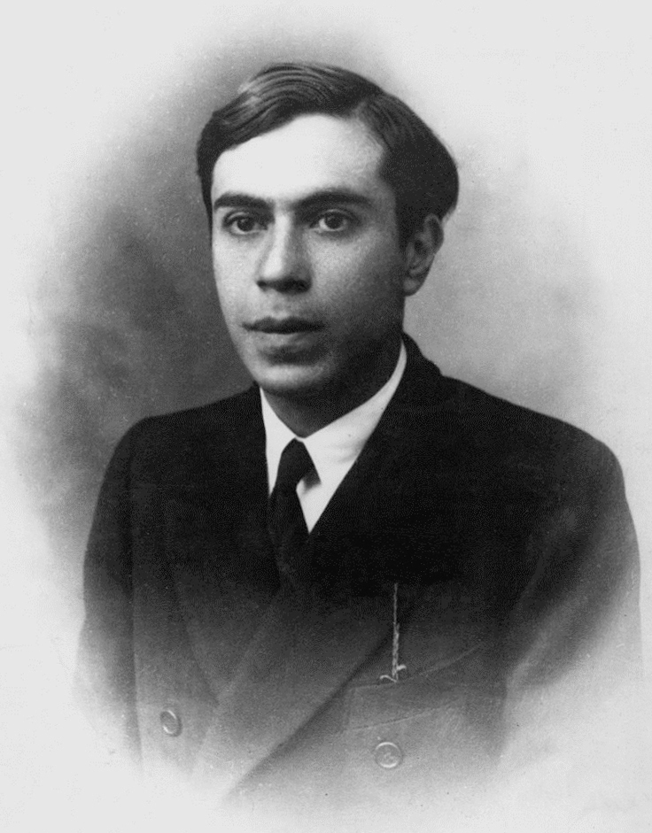 Portrait of Ettore Majorana